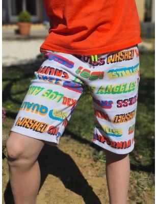 Short Guess Anil multicolore