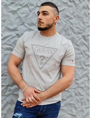 Tee-shirt Guess Gabi gris