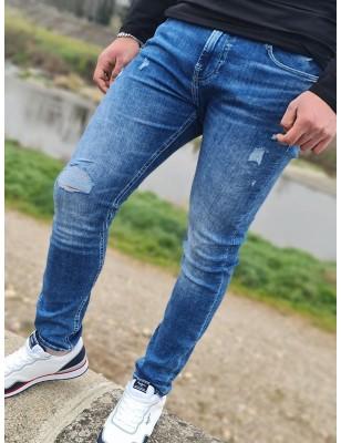 Jeans délavé Guess Pacome