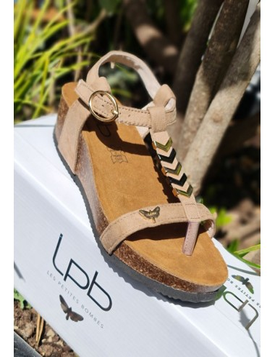 Sandales compensées LPB...