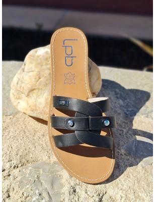 Sandales LPB Aiza noires
