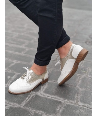 Derbies Vanny blanches