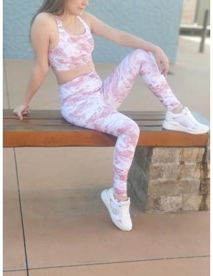 Legging de sport Guess Evie