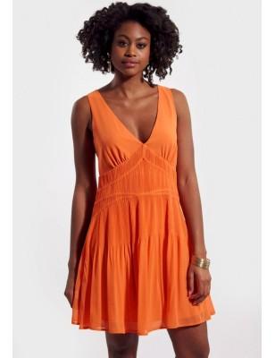Robe Kaporal Albie orange