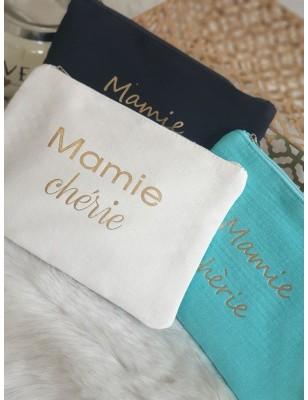 """Pochette """"Mamie chérie"""""""