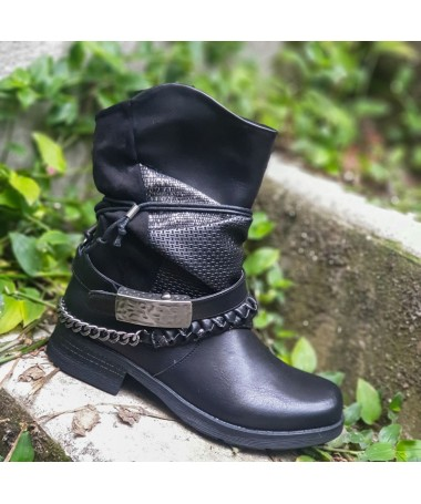 Bottines Juliette noires