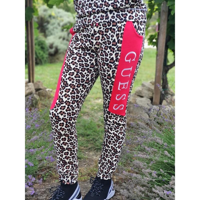 Jogging Guess Ellya léopard