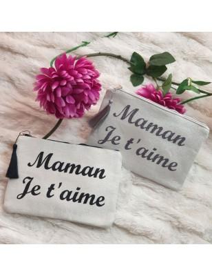 """Pochette """"maman je t'aime"""""""