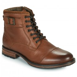 Chaussures montantes Kaporal Anderson camel