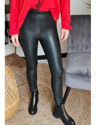 Legging simili cuir marion...