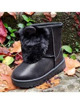 Petites bottines Sandy noires