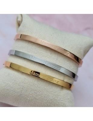 """Bracelet """"Mamie d'amour"""""""