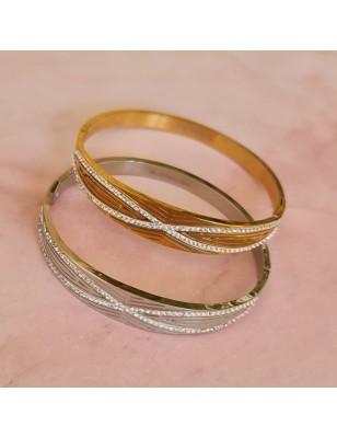 Bracelet rigide large