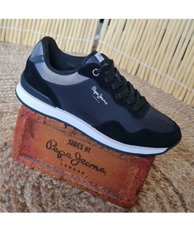 BASKETS PEPE JEANS CROSS 4...