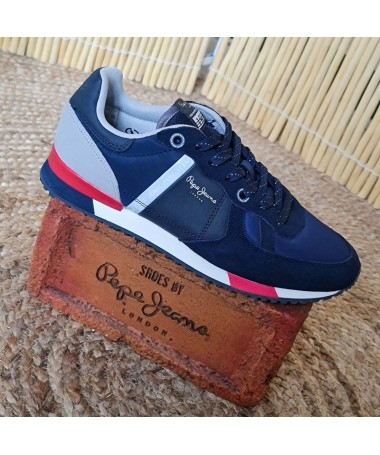 BASKETS PEPE JEANS TINKER...
