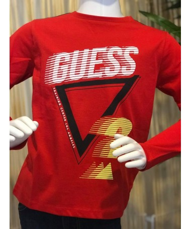 TEE SHIRT GUESS LAEL