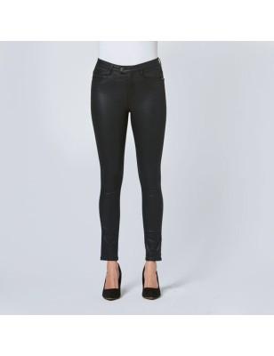 Pantalon skinny enduit LPB...