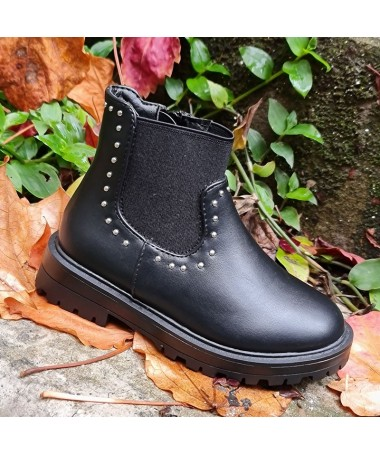 Bottines Samantha noires
