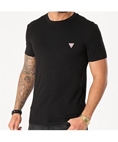 Tee-shirt Guess Ferran noir