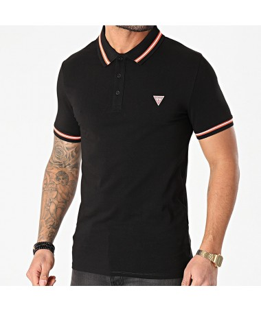 Polo Guess Fulvio noir