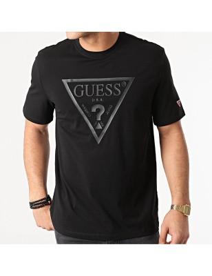 Tee-shirt Guess Gabi noir