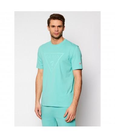 Tee-shirt Guess Gabi vert