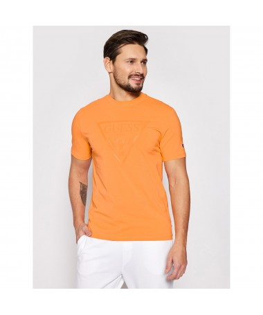 Tee-shirt Guess Gabi orange