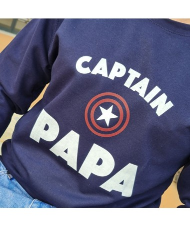 "Sweat ""Captain papa"""