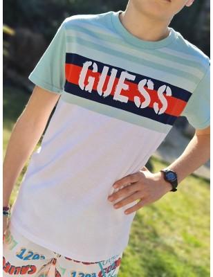 Tee-shirt Guess Cornelio
