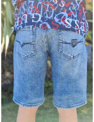 Bermuda en jeans Guess Benji