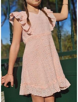 Robe Malena rose