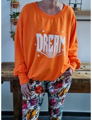 Sweat Dream orange