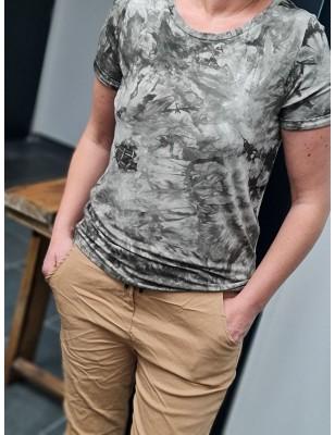 Tee-shirt LPB Btissem kaki