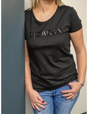 Tee-shirt Morgan Dan noir