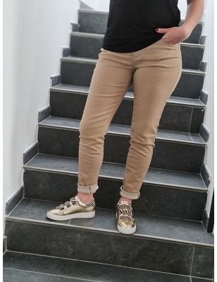 Pantalon Morgan Petra beige