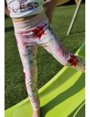Legging de sport Guess fleuri