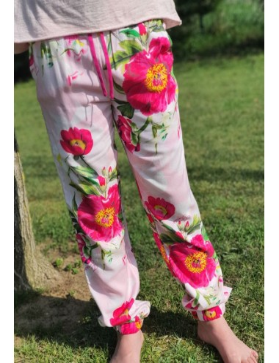 Pantalon Guess Flavy rose