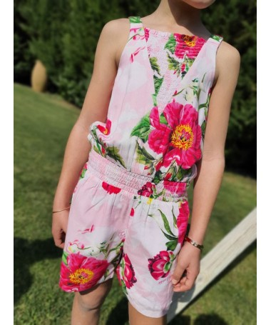 Combishort Guess Flavy rose