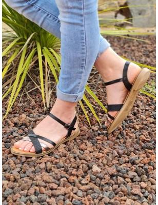 Sandales Nila noires