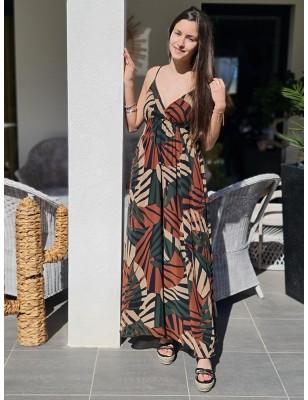 Robe longue Molly Bracken Zina